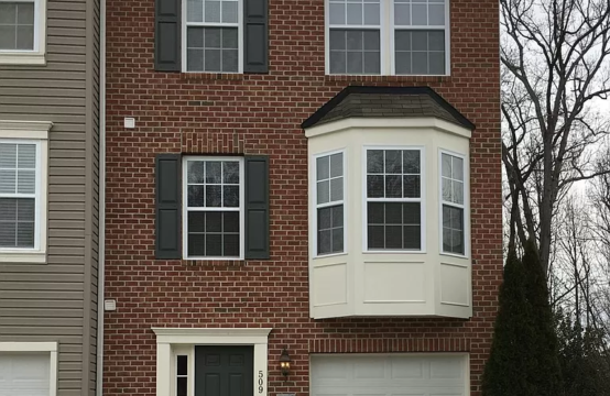 Large 3 bed, 2.5 bath, townhome in Aberdeen, MD